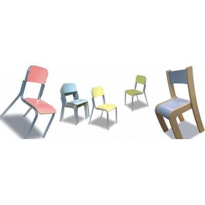 Krzesło przedszkolne nr 1 (5056)