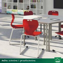 Krzesło plastikowe ADRIA typ SANKI
