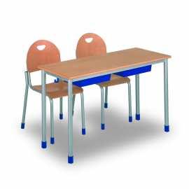 Krzesło szkolne stoliki szkolne